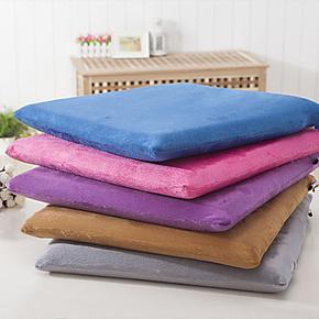 汇营 太空记忆棉坐垫办公椅垫沙发垫餐椅垫椅子坐垫保健坐垫