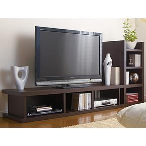 双雅  电视柜 现代时尚 简约电视机柜 液晶电视柜 田园伸缩视听柜