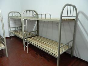 厂家定制员工床双层床铁架床上下铺铁床学生床组合工地用床高低床