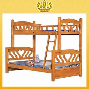 金点家居 实木宿舍上下床 儿童床 高低床 小孩床 双层床 子母床铺