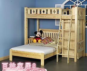 特价实木儿童床儿童上下床双层床儿童高低床儿童家具套房男孩
