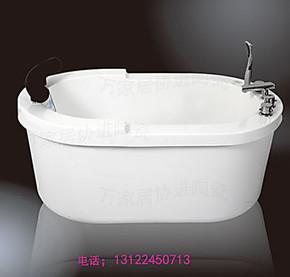 云涛浴缸 yt2610  亚克力浴缸 整体保温缸 五件套座缸 限时特价
