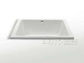1.4米正方形嵌入式压克力浴缸 正品纯亚克力泡澡缸超值0672