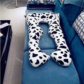 CandyMom糖果妈妈 孕妇枕头夏护腰枕侧卧枕抱枕侧睡枕用品多功能