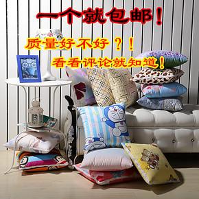 包邮多功能抱枕被办公室午休靠垫枕两用折叠汽车空调大号儿童礼物
