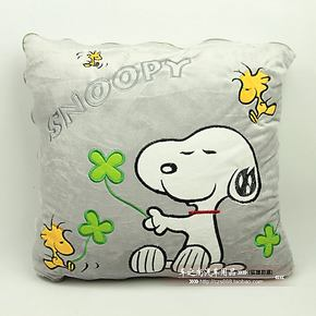 多功能卡通汽车抱枕两用折叠枕头靠垫被子可折叠空调被 特价包邮