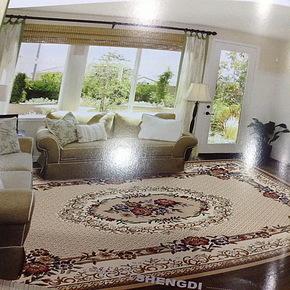 天伦地毯手工毯羊毛毯高档会所地毯工程地毯家居地毯