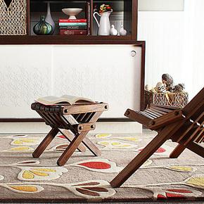 洛兹手织地毯工厂定制地毯门厅地垫客厅地毯进口茶几地毯羊毛地毯