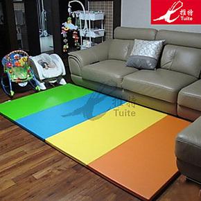 婴儿地垫爬行垫毯早教中心软体地垫宝宝儿童地垫亲子地垫包邮特价