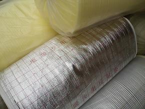 铺木地板专用防潮膜地热专用防潮地垫2mm2毫米铝箔防潮纸包装薄膜