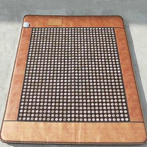 康泰缘正品锗石床垫玉石床垫双温双控遥控保健加热理疗托玛琳床垫