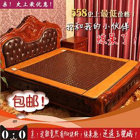 砡贵人包邮 玉石床垫 锗石床垫 双温双控 加热保健床垫托玛琳床垫