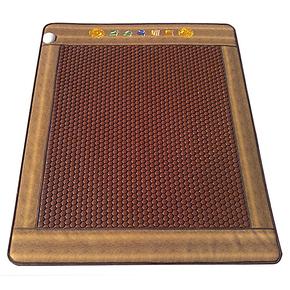 正品锗石床垫 托玛琳床垫 玉石床垫 双温双控加热床垫保健床垫