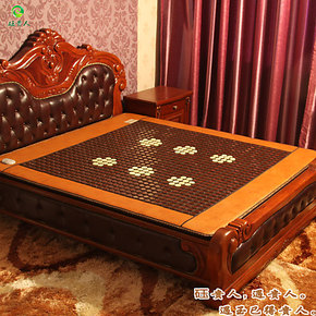 砡贵人 超长波床垫 玉石床垫 双温双控托玛琳锗石加热保健床垫