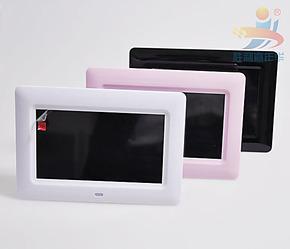 数码相框70D 7寸 超薄多功能 电子相框 电子相册