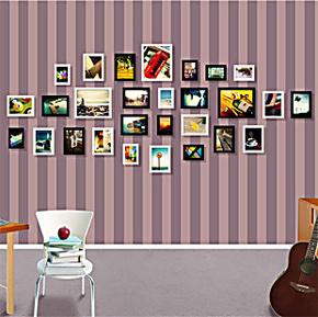 巨匠照片墙组合相片墙 28框创意相框墙客厅书房走廊家装婚纱 28A