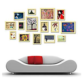 巨匠照片墙 15框创意相片墙相框组合相框墙客厅书房卧室宝宝 15C