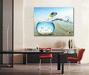 现代餐厅装饰画 单幅无框画 电表箱定做 餐厅挂画 壁画 墙面 版画