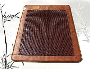 康轩 锗石床垫 托玛琳床垫 玉石砭石 加热双温双控远红外线理疗垫