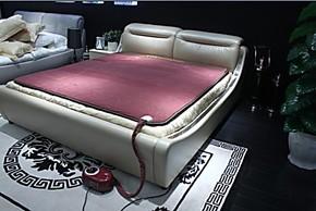 1.5米智能温控水暖床垫 空调床垫 水暖床垫 单 双人床垫全国包邮