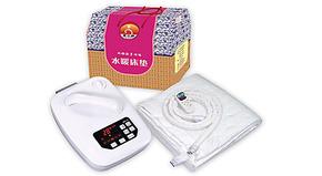 单人遥控水恒温 水循环 水冷暖 水控温 无辐射冷暖空调床垫(棉)