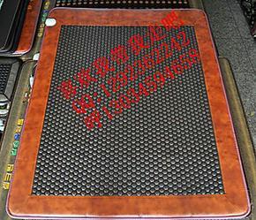 ISO国际质量认证加热玉石床垫韩国美健锗石床垫保健托玛琳床垫B58