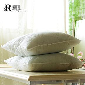 无纺布外套 靠枕抱枕枕芯 纤维填充枕头方枕糖果枕 3款可选