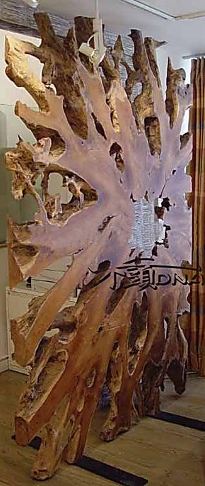木头DNA 原木 整料大摆件屏风 隔断 创意 特色 摆件 进口 原木