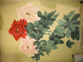 液体壁纸 手绘墙艺 壁纸 墙贴 国画 乳胶漆 沈阳市内 油画