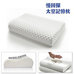 夏季慢回弹记忆枕芯/太空记忆枕/保健枕/枕席套凉枕头 特价促销!