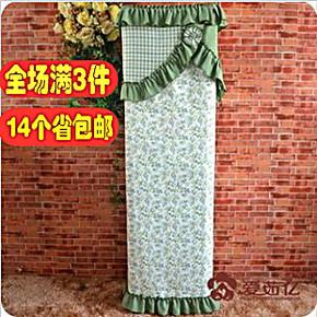 布艺立式空调罩 柜式空调套 柜机空调罩子2-3匹P防尘罩子满包邮