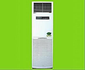 水空调/水冷空调/井水空调/水温空调金鑫遥控5P立式柜机