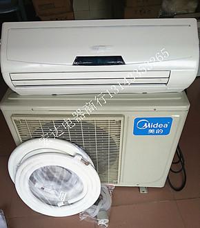 促销美的新款出口外贸大1匹,1.5匹,2匹变频冷暖分体挂式空调