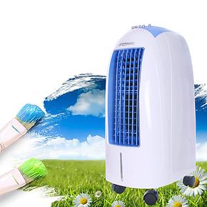 美菱单冷小型空调风扇家用冷风机冷风扇BKF-02D冷气机
