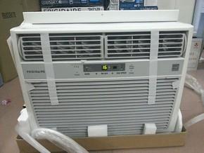 出口库存新机(1匹 1.5匹单冷)(2匹冷暖)窗式窗口嵌入式空调