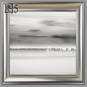 家居客厅餐厅卧室装饰画 纯手绘油画现代墙面挂画 抽象黑白5