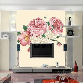 奥想大型壁画 电视墙背景 壁纸墙纸卧室 电视背景墙纸壁纸M00406