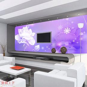 奥想 电视墙纸 背景墙 壁纸 无纺布 大型壁画 电视背景墙纸M00176