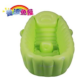 蔓葆曼波鱼屋保暖充气浴缸/婴儿童宝宝游泳池浴盆/超大正品