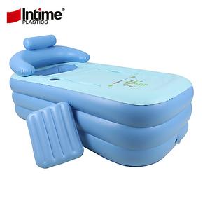 盈泰 充气浴缸 加厚  成人保暖充气浴盆 可折叠浴缸 洗澡桶