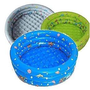 盈泰150cm 婴幼儿大号充气式戏水池游泳池 儿童浴缸浴盆YT028