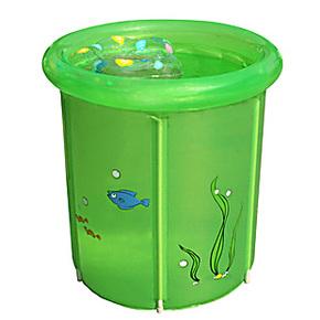 盈泰婴儿游泳池  婴幼儿宝宝充气大号支架夹网浴缸儿童保温包邮