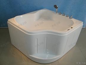 独立式小户型压克力/亚克力小三角扇形浴缸1.1米 C-5