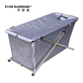 2013泡澡/沐浴/卫浴/加长款/ 折叠浴缸浴桶 非塑料充气非木桶加厚