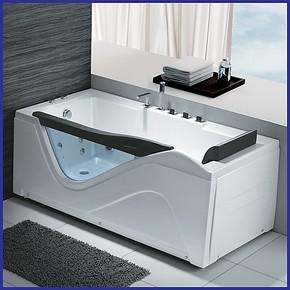 贝亚特1.7M 1.8M浴缸 亚克力浴缸 贵妃 按摩 独立式浴缸 保温浴缸