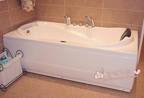 【双皇冠!正品实拍】法恩莎 五件套浴缸 亚克力 F1501SQ