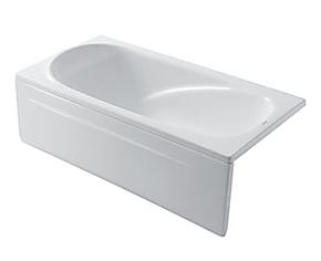 双皇冠正品全新法恩莎 亚克力浴缸 压克力浴缸 F1712Q