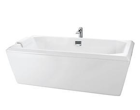 TOTO PAY1816HPW亚克力独立式浴缸 晶钻系列压克力浴缸 裙边浴缸