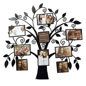 迎丰人家 欧式铁艺画框 客厅照片照片墙 树形挂墙相架 相框背景墙