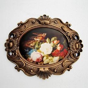 欧式家居装饰壁挂家庭装饰门装饰古典树脂浮雕装饰画工艺墙饰挂画